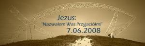 Zaproszenie na imprezę z Jezusem!