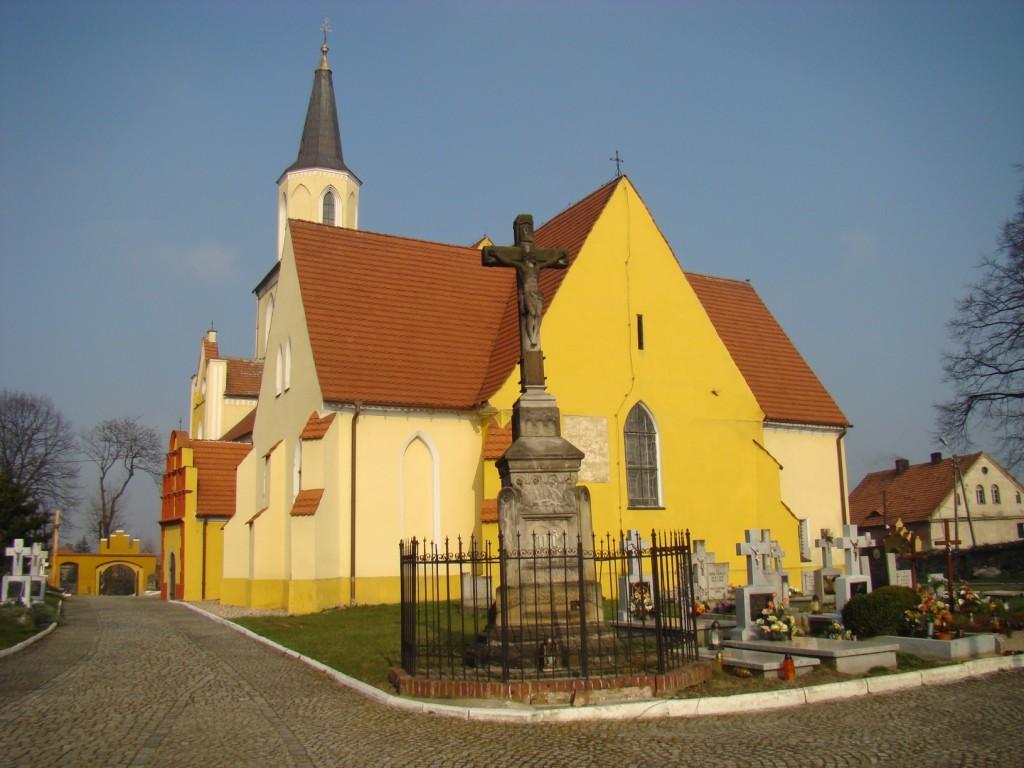 kościół Kostomłoty