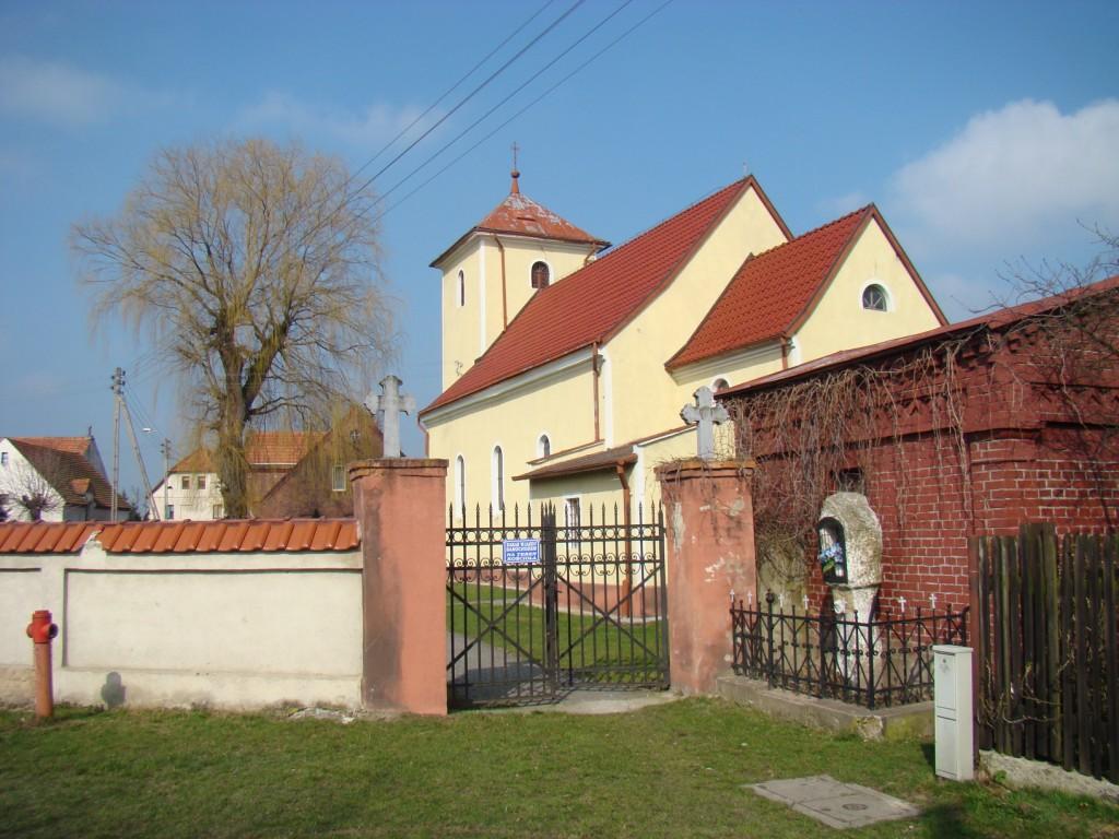 kościół w Kulinie