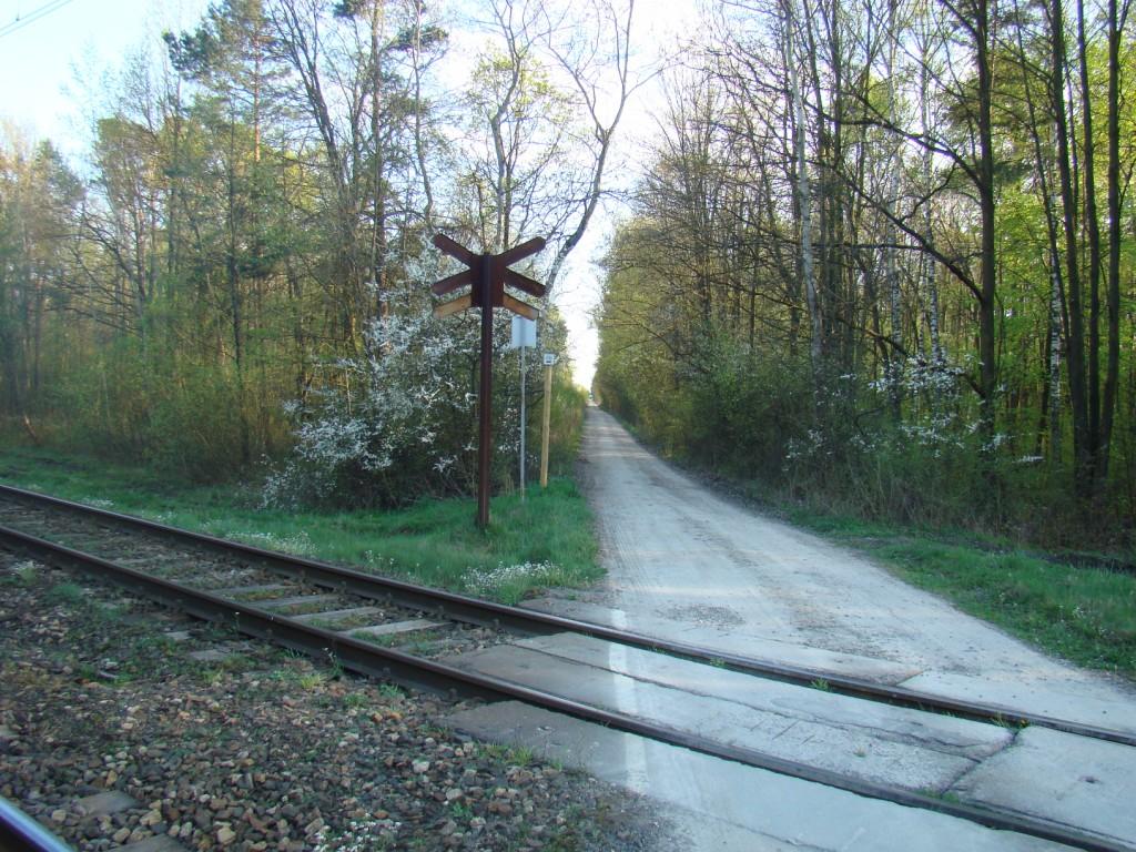skrzyżowanie na rajskim szlaku
