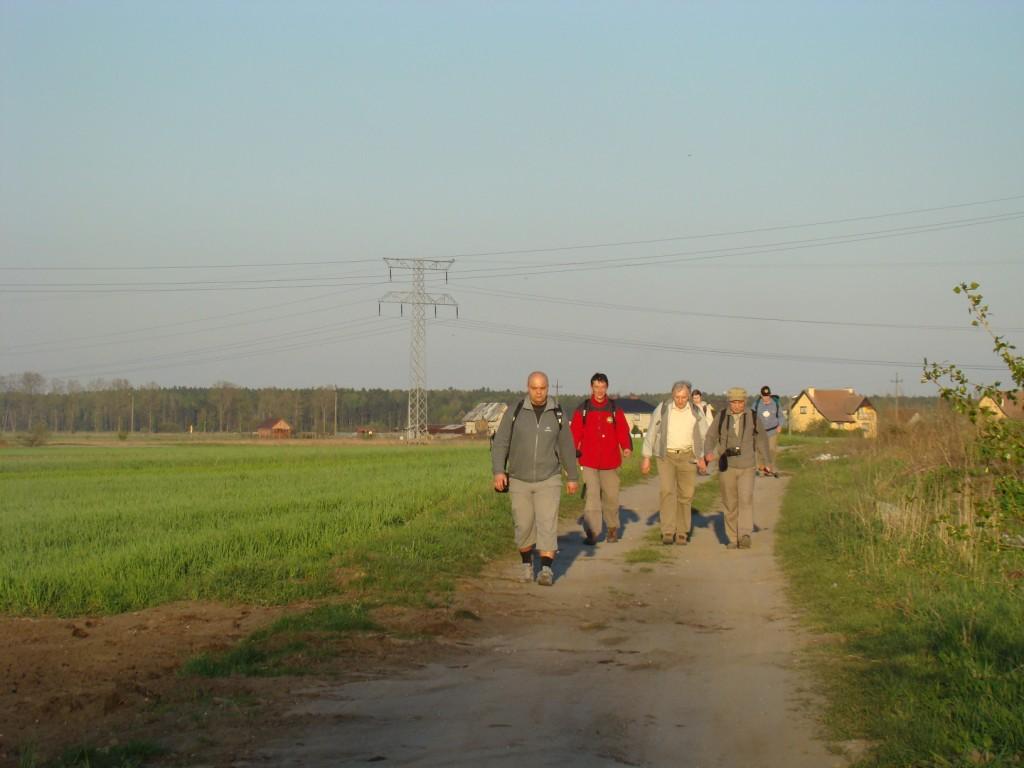 ostatkiem sił w kierunku Opola