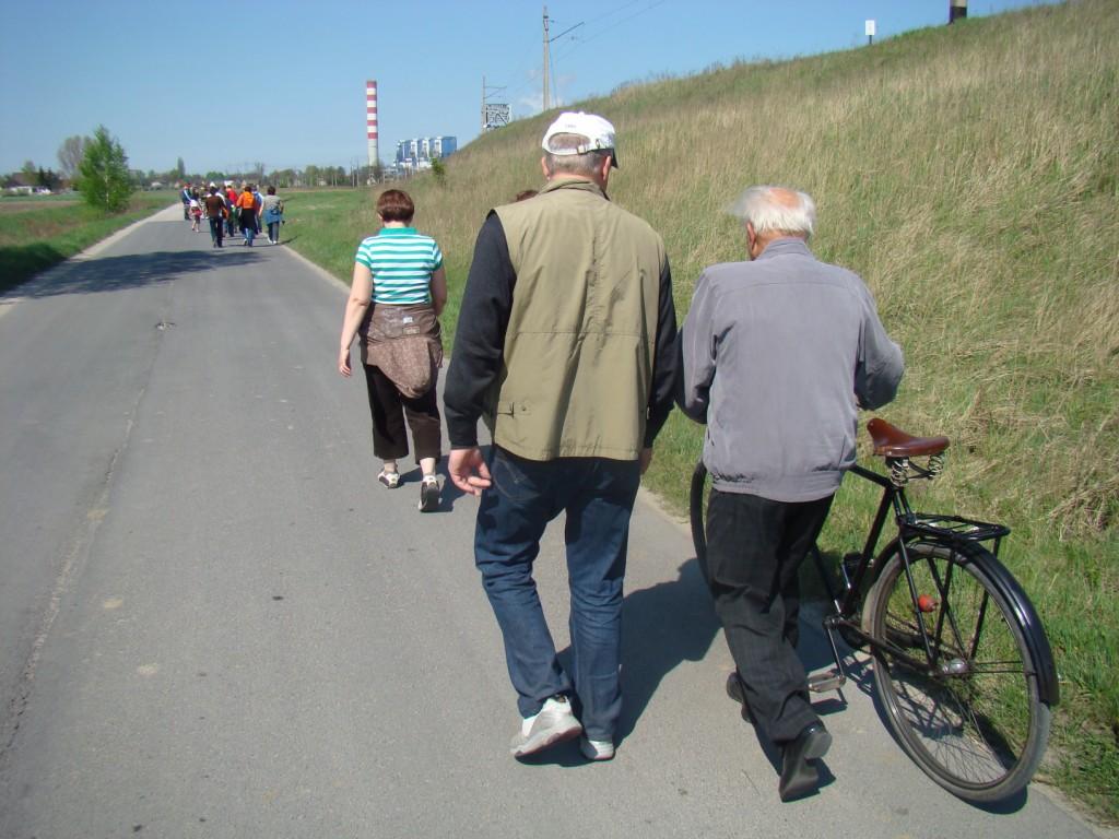 56-letni rower