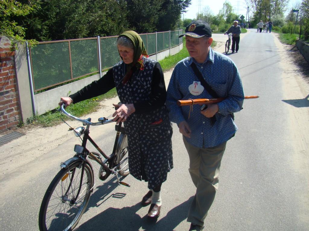 pani Otylia z Andrzejem
