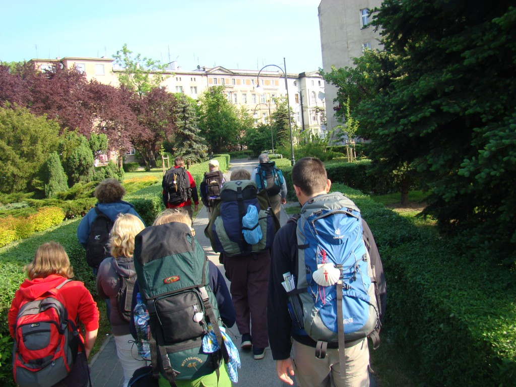Pierwsze kroki w Brzegu