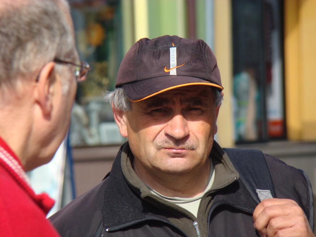Krzysztof, przedstawiciel Skorogoszczy