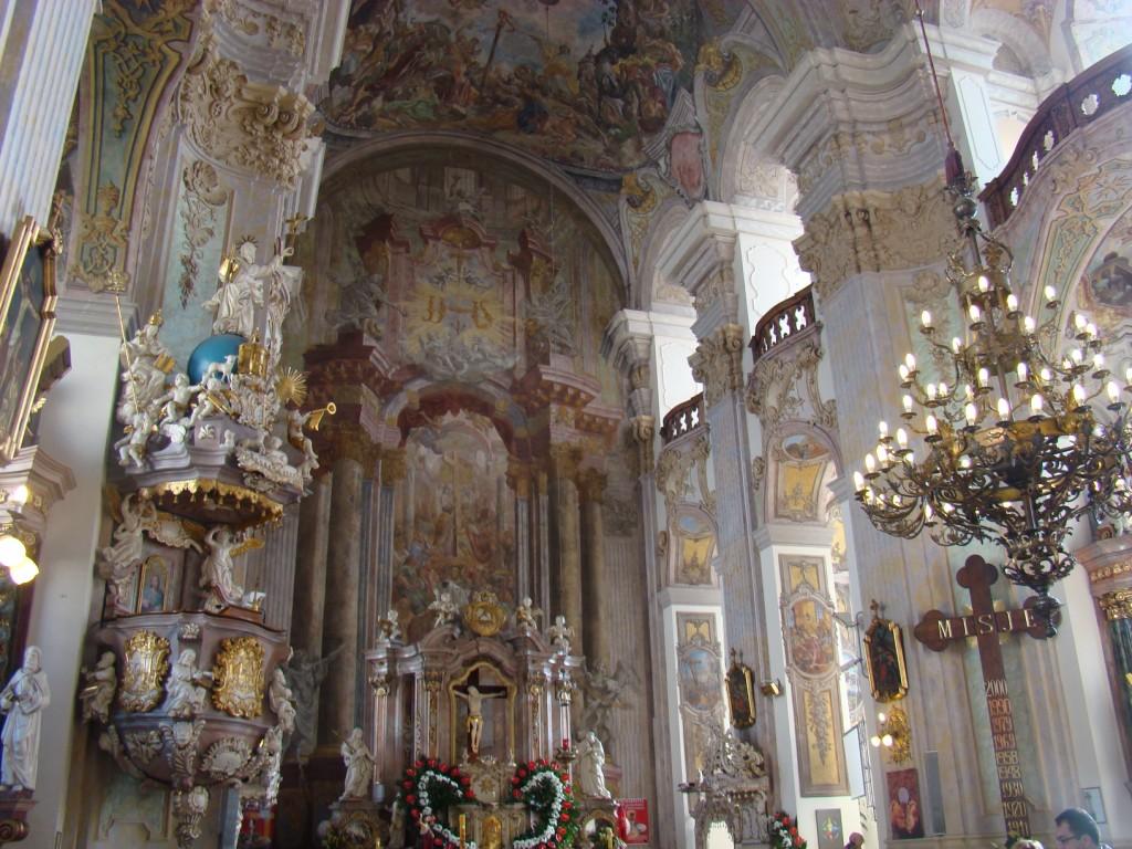 kościół Podwyższenia Krzyża Świętego w Brzegu