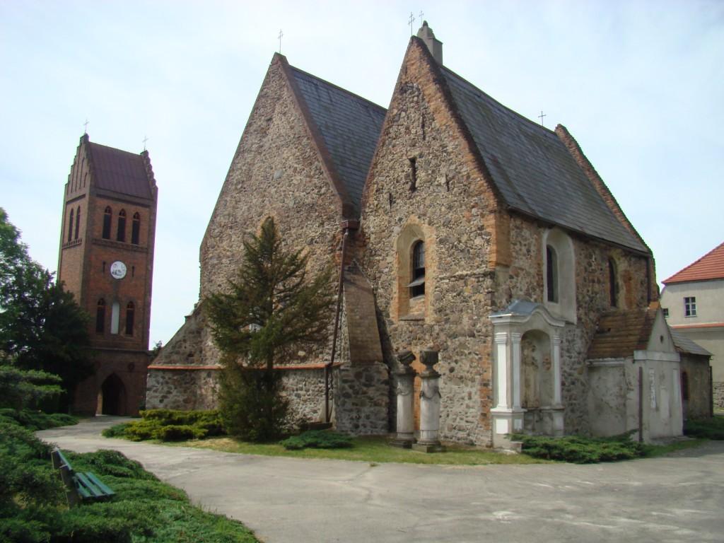Sanktuarium w Jakubowie