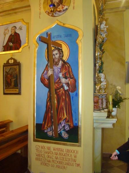 Święty Jakub w Świętej Katarzynie
