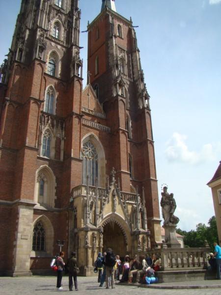 przy katedrze