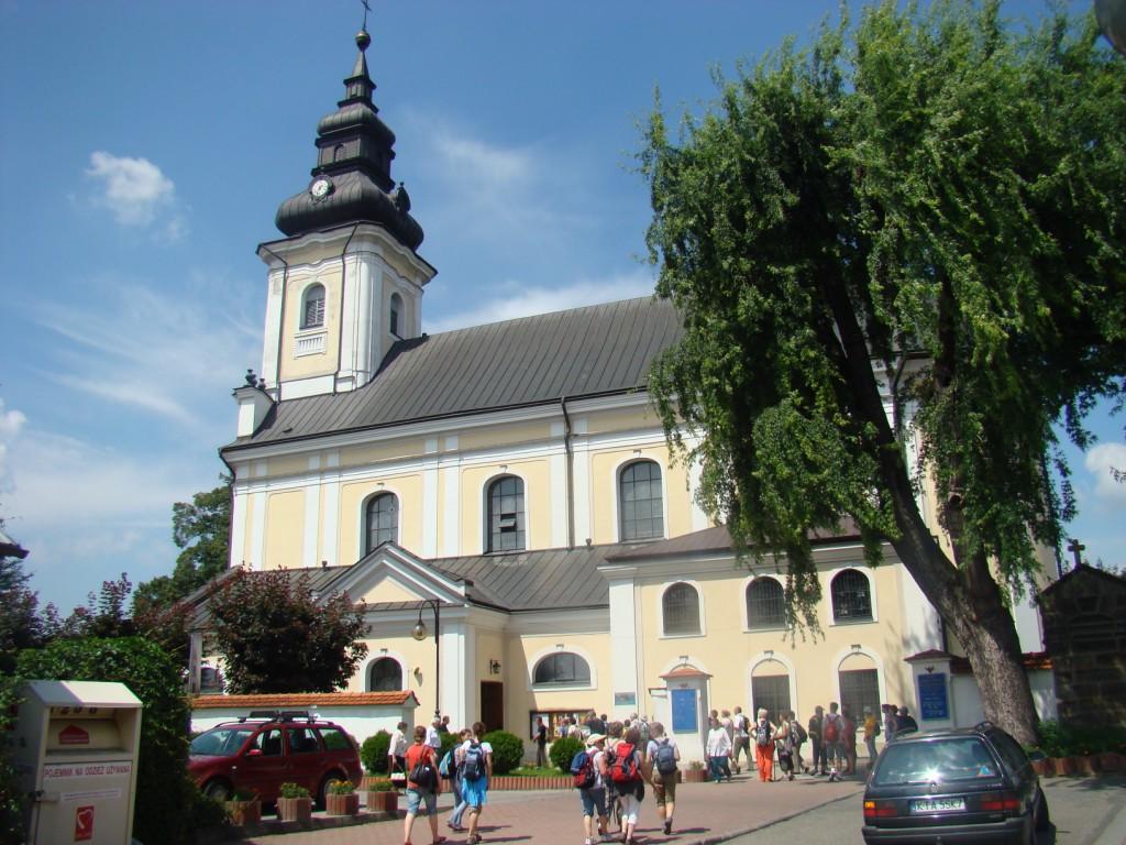 Kościół św. Jakuba w Tuchowie