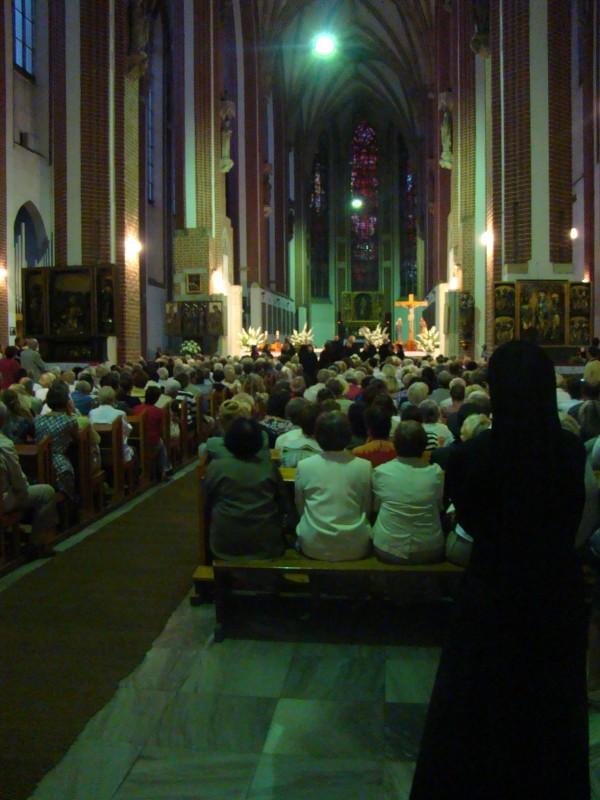 kościół NMP na Piasku