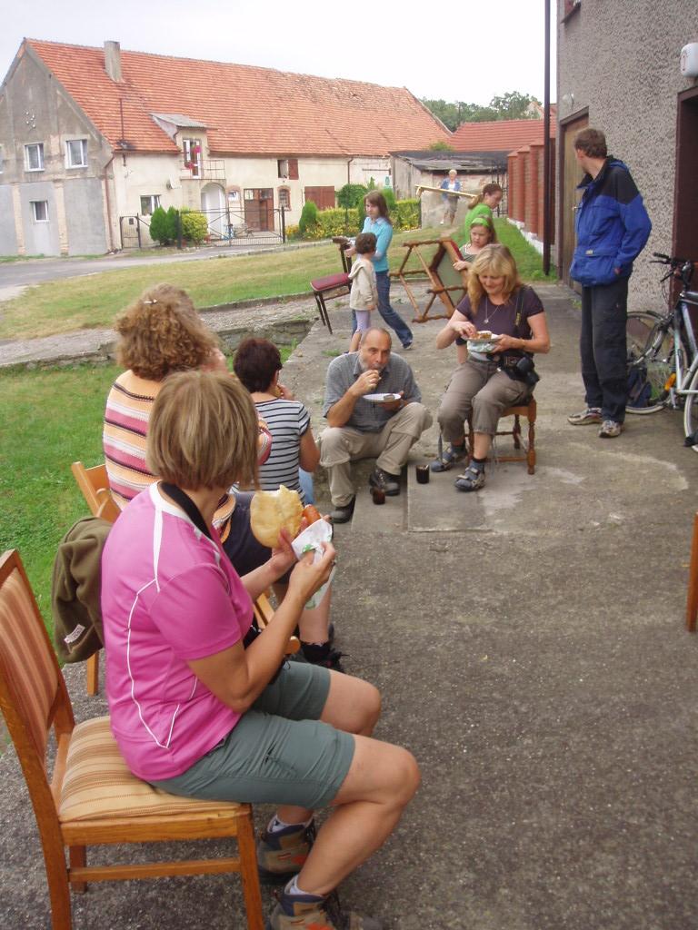 uczta w Wilczkowie