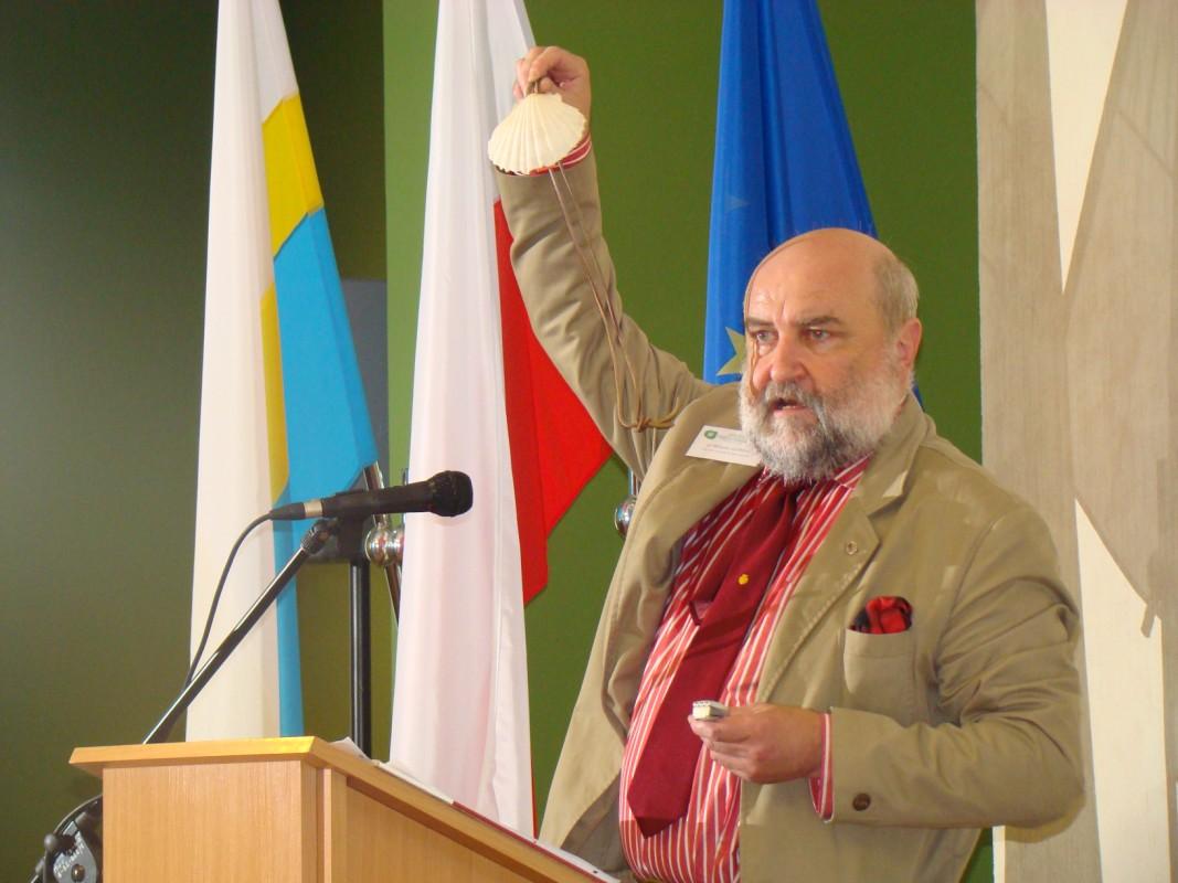dr William Griffiths, CSJ Wielka Brytania