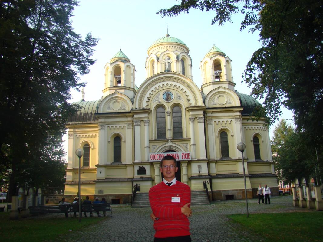 pod kościołem świętego Jakuba