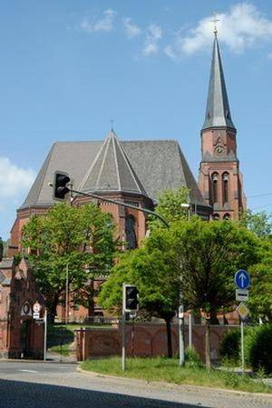 katedra św.Jakuba w Goerlitz