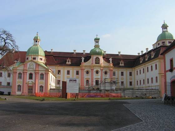 klasztor St.Marienthal