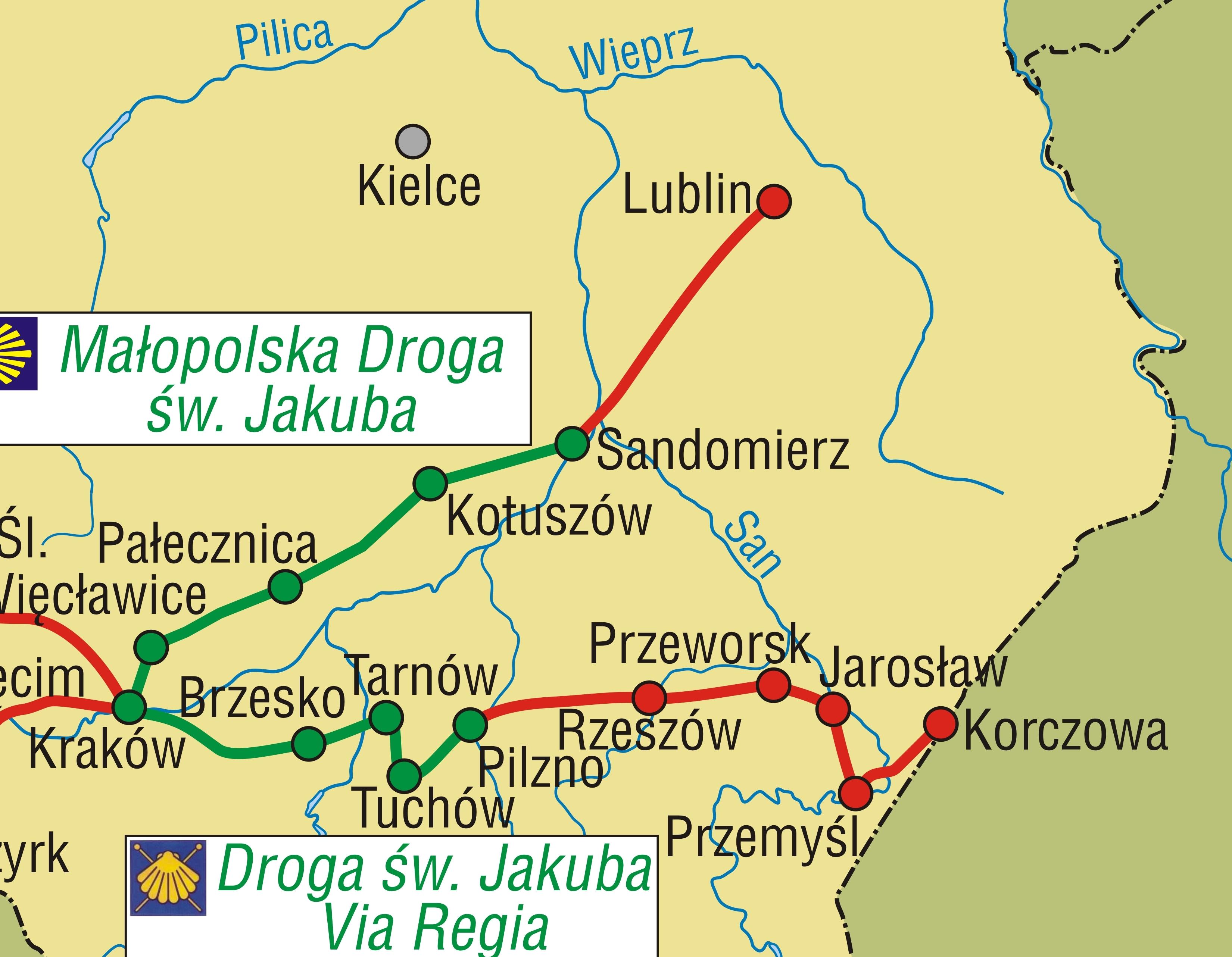 camino lublin