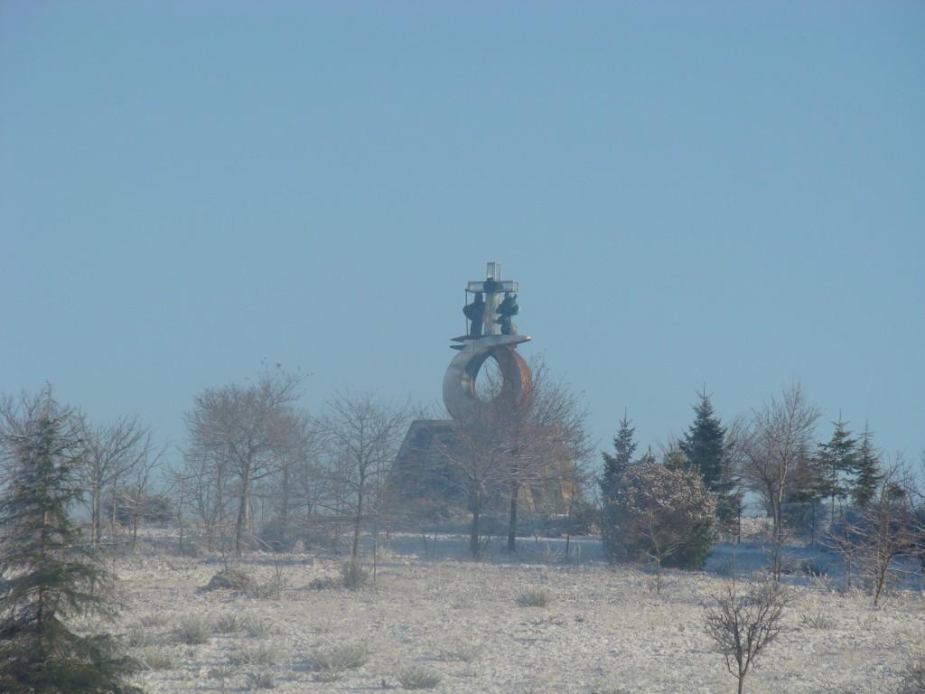 mypielgrzymi - pomnik papieski