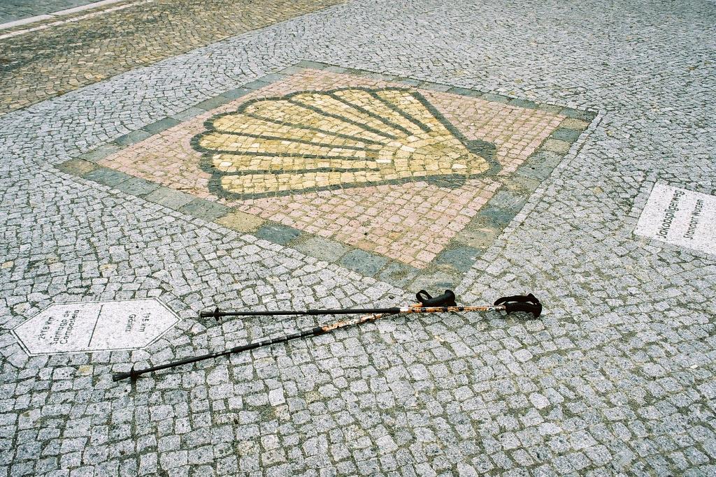 Camino de Santiago- kije pielgrzymie