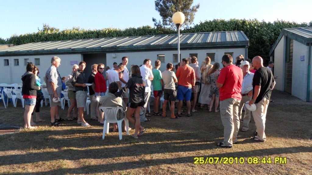 pielgrzymi na Monte do Gozo