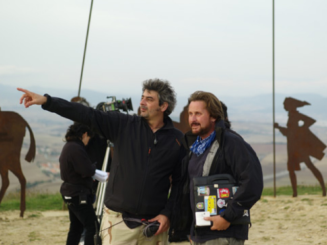 Emilio Estevez na Camino