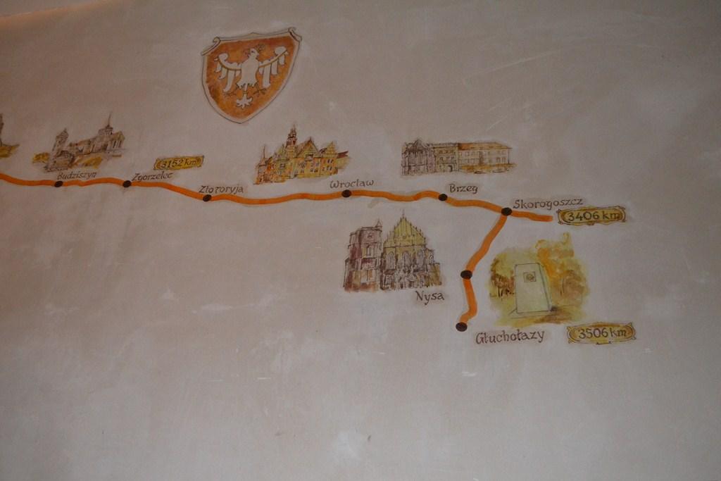 Fresk Camino 1