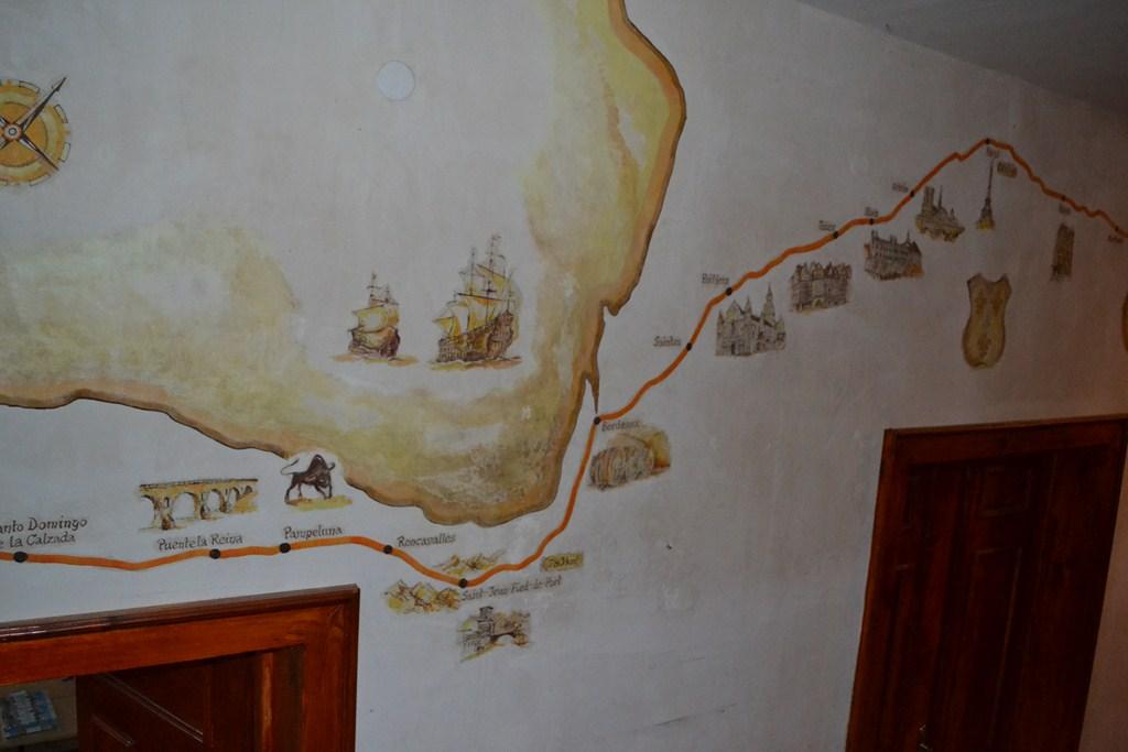 Fresk caminowy